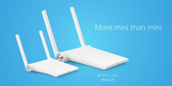 Mi Wi-Fi nano легко умещается на ладони, по габаритам роутер всего лишь вдвое больше обычной визитки