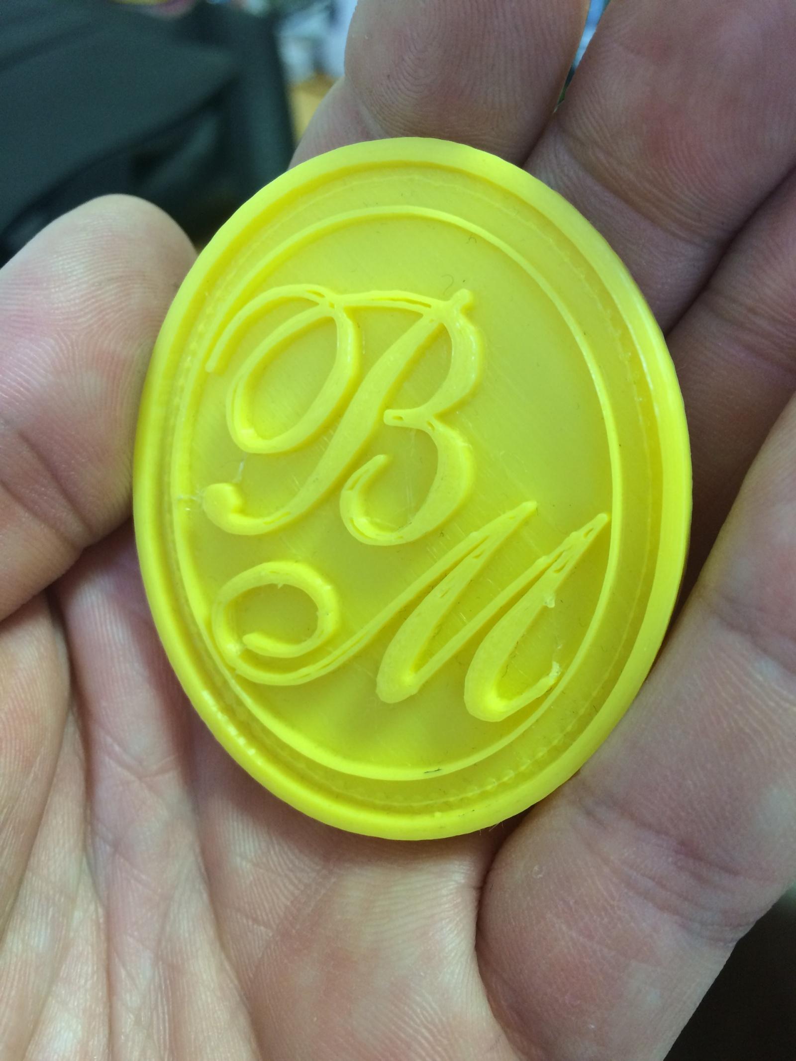 Первая свадьба, напечатанная на 3D принтере - 6