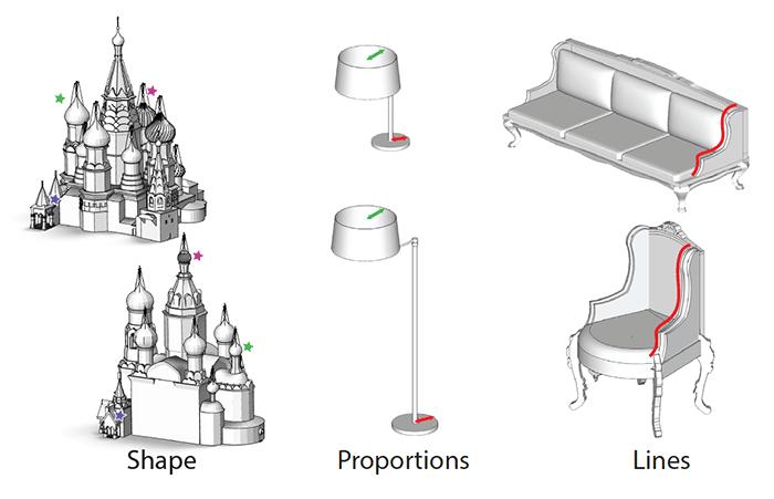 ИИ научился определять предметы в одном стиле - 3