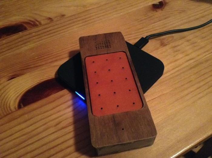 Самодельный мобильный телефон - 9