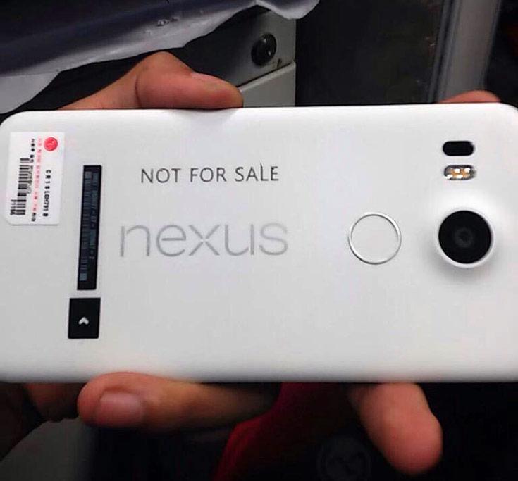 Смартфон LG Nexus 5 образца 2015 года будет представлен этой осенью