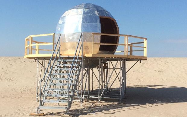 Гик-кемпинг на другой планете - 2