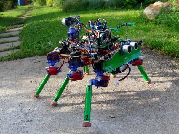 История одного робота - 2