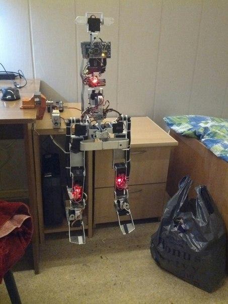 История одного робота - 6