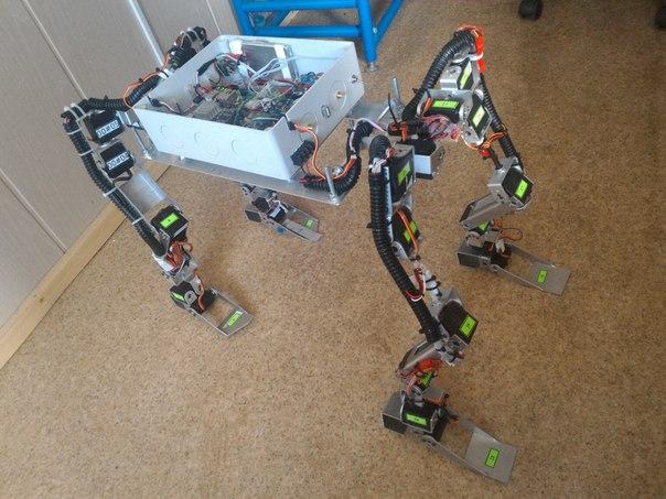 История одного робота - 1