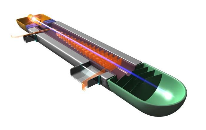 DARPA разрабатывает радиолампы нового поколения - 2