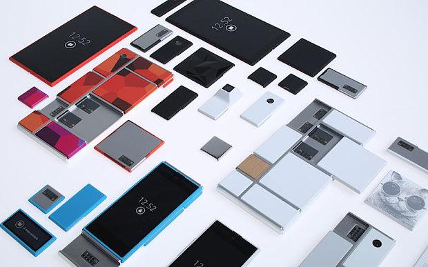 Google перенес релиз модульного смартфона Project Ara на следующий год - 1