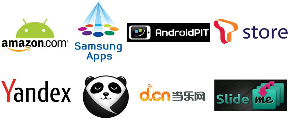 Альтернативы Google Play и App Store или как живет Китай без Google Play - 1