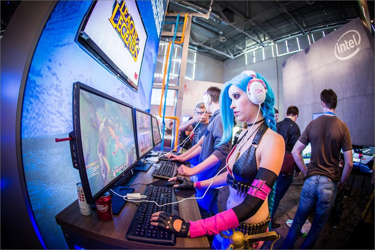[Информационный пост] HyperX на выставке GamesCom - 4