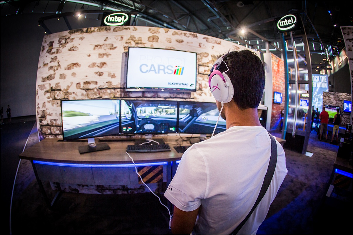 [Информационный пост] HyperX на выставке GamesCom - 5