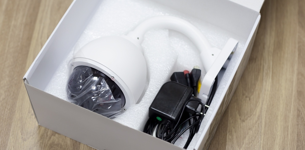 Обзор IVUE IV8513PZ — наружная поворотная IP камера с оптическим зумом - 1