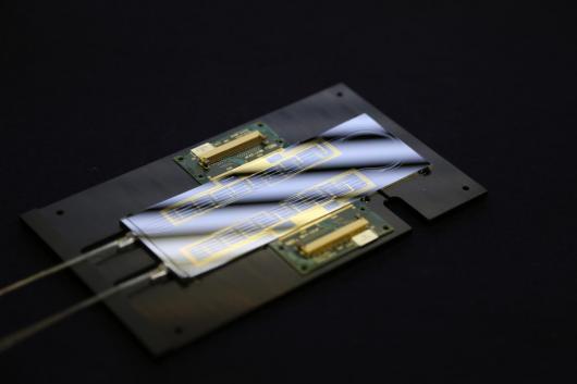Учёные создали программируемый оптический чип - 1