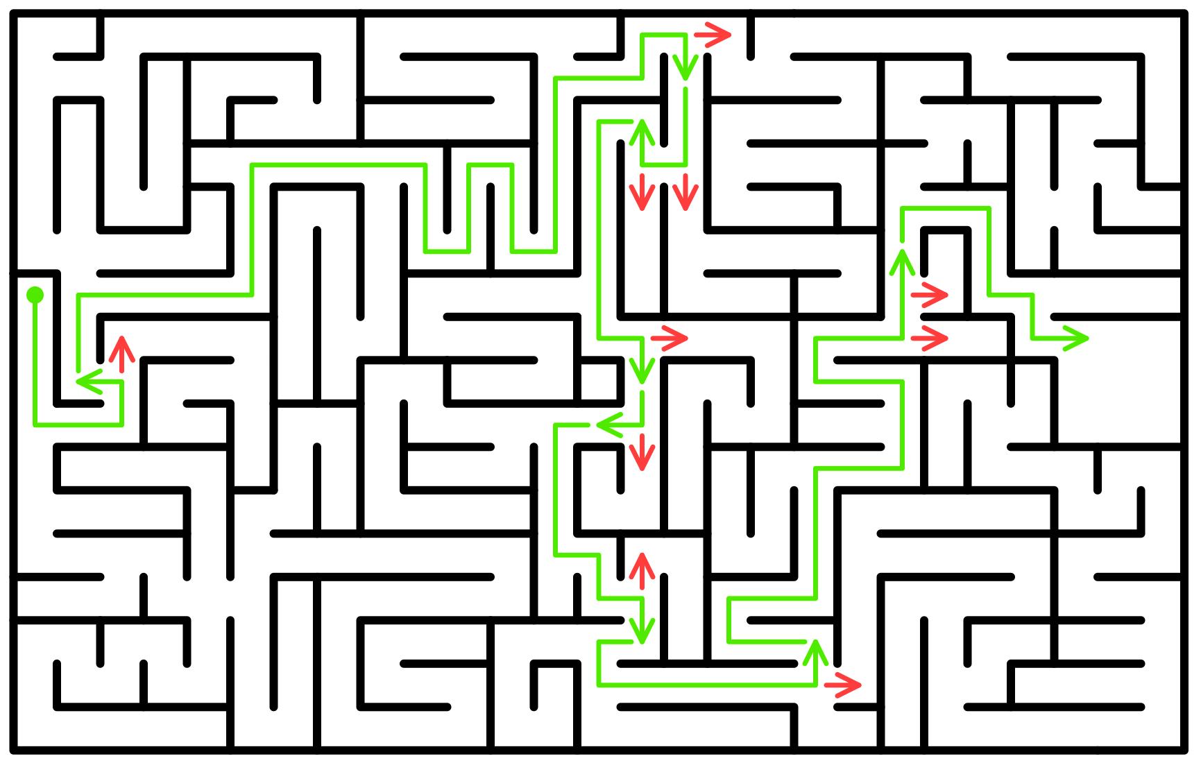 Открытка-лабиринт. Подарок, который невозможно открыть, не разгадав головоломку - 11