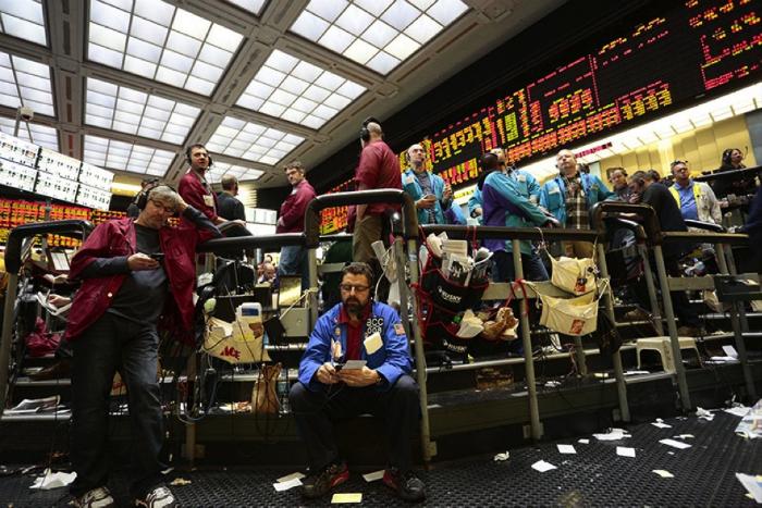 Пора закрываться: Истории со знаменитых биржевых площадок Чикаго - 2