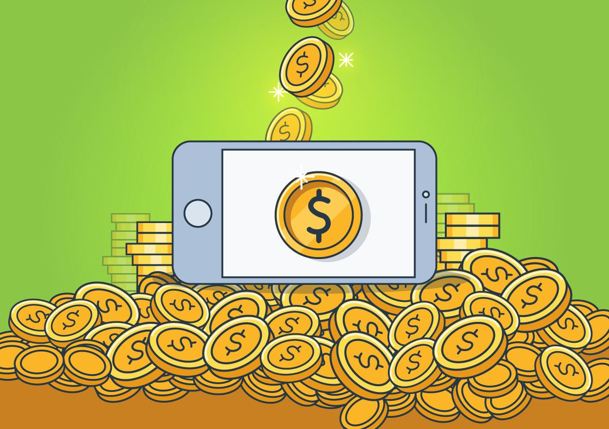 Нестандартные способы монетизации игрового приложения - 1