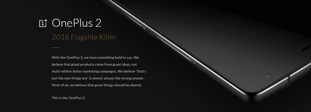Первое впечатление о новинке OnePlus Two - 2