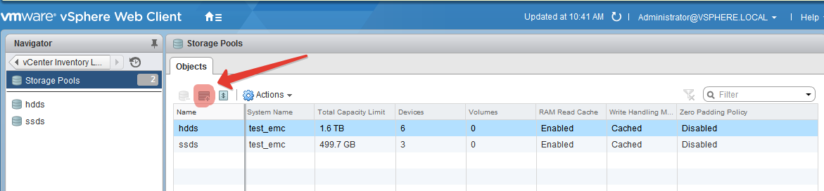 Как мы тестировали software defined storage aka Virtual SAN - 3