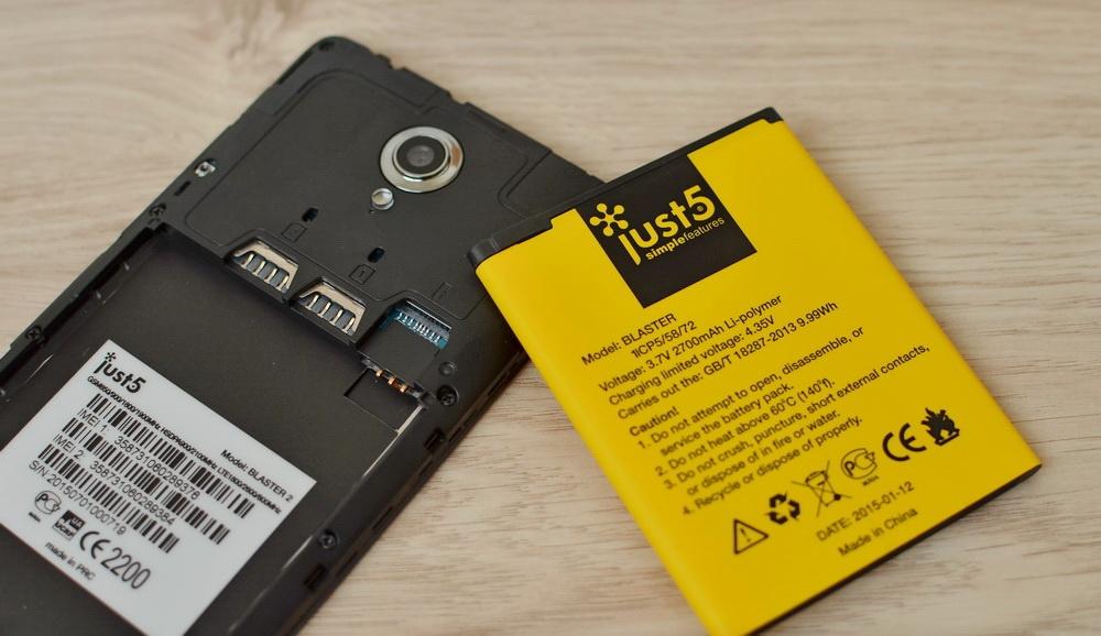 Обзор Just5 Blaster 2: новый дизайнерский смартфон от бренда, обогнавшего по продажам iPhone и Samsung* - 23