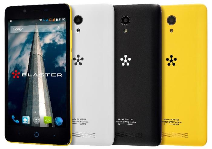 Обзор Just5 Blaster 2: новый дизайнерский смартфон от бренда, обогнавшего по продажам iPhone и Samsung* - 6