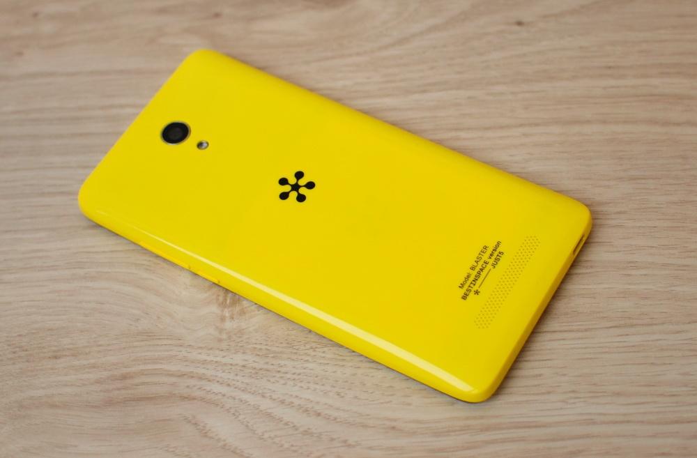 Обзор Just5 Blaster 2: новый дизайнерский смартфон от бренда, обогнавшего по продажам iPhone и Samsung* - 8