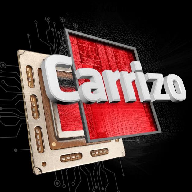 AMD предложит процессоры Carrizo корпоративного сегмента A6 PRO-8500B, A8 PRO-8600B, A10 PRO-8700B и FX PRO-8800B