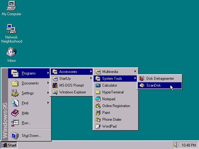 Windows 95 исполнилось 20 лет - 2