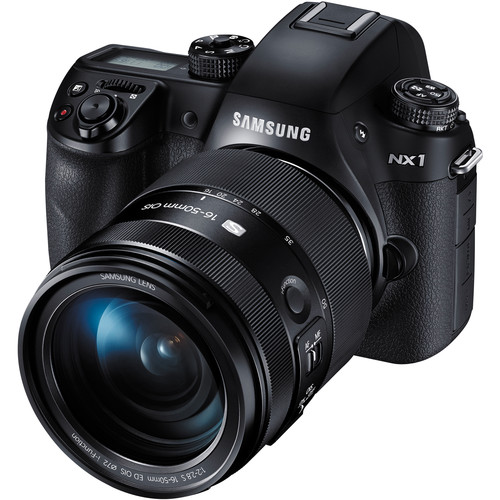 Камера Samsung NX1