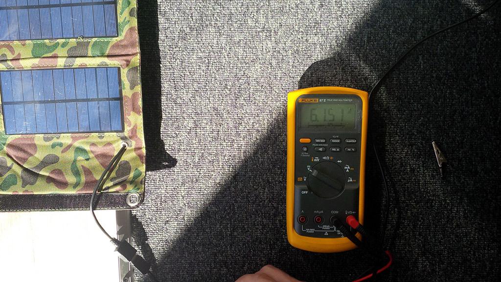 Полезное дополнение походного рюкзака – солнечная батарея - 5