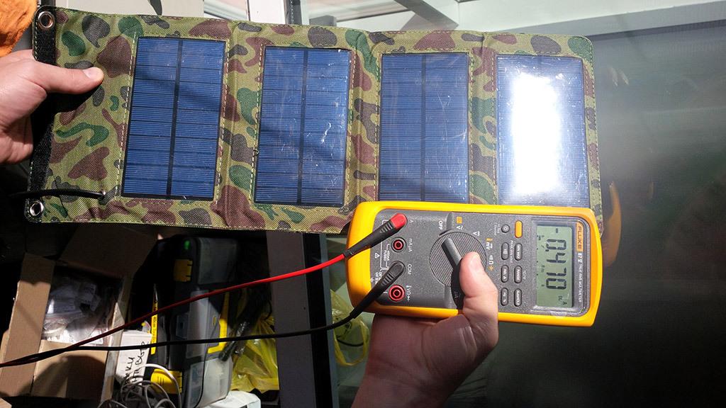 Полезное дополнение походного рюкзака – солнечная батарея - 8
