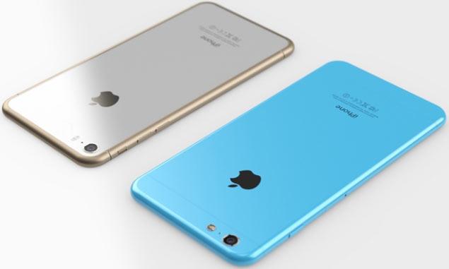 Анонс смартфона Apple iPhone 6c ожидается в ноябре
