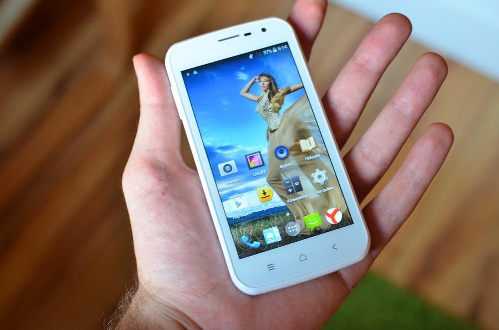 Обзор DEXP Ixion ML 4.5'': смартфон-долгожитель – неделя без розетки за 4 990 рублей - 5