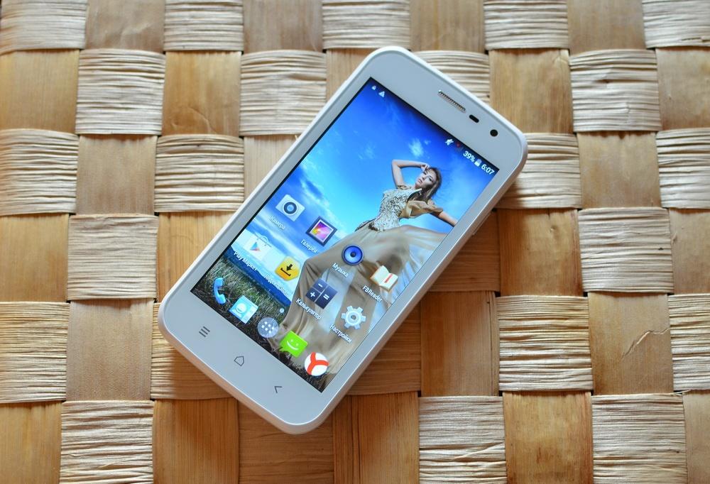 Обзор DEXP Ixion ML 4.5'': смартфон-долгожитель – неделя без розетки за 4 990 рублей - 6