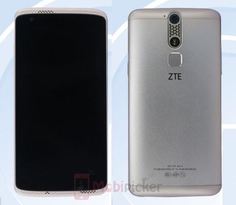 Смартфон ZTE Axon mini анонсируют 11 сентября