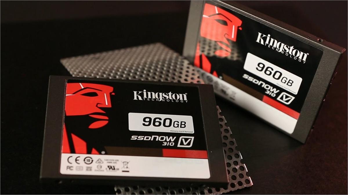 [Тестирование] Твердотельный накопитель Kingston V310 емкостью 960 гигабайт - 1
