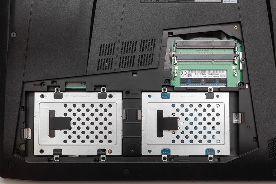 Обзор игрового ноутбука ASUS G751JY - 17