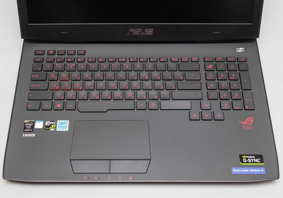Обзор игрового ноутбука ASUS G751JY - 24