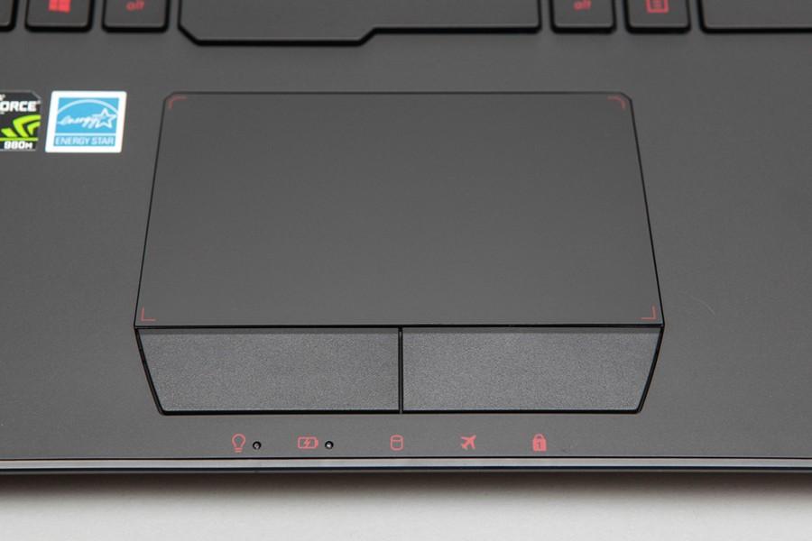 Обзор игрового ноутбука ASUS G751JY - 26