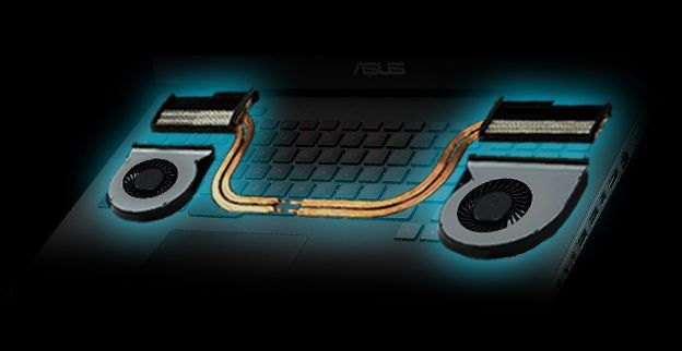 Обзор игрового ноутбука ASUS G751JY - 44