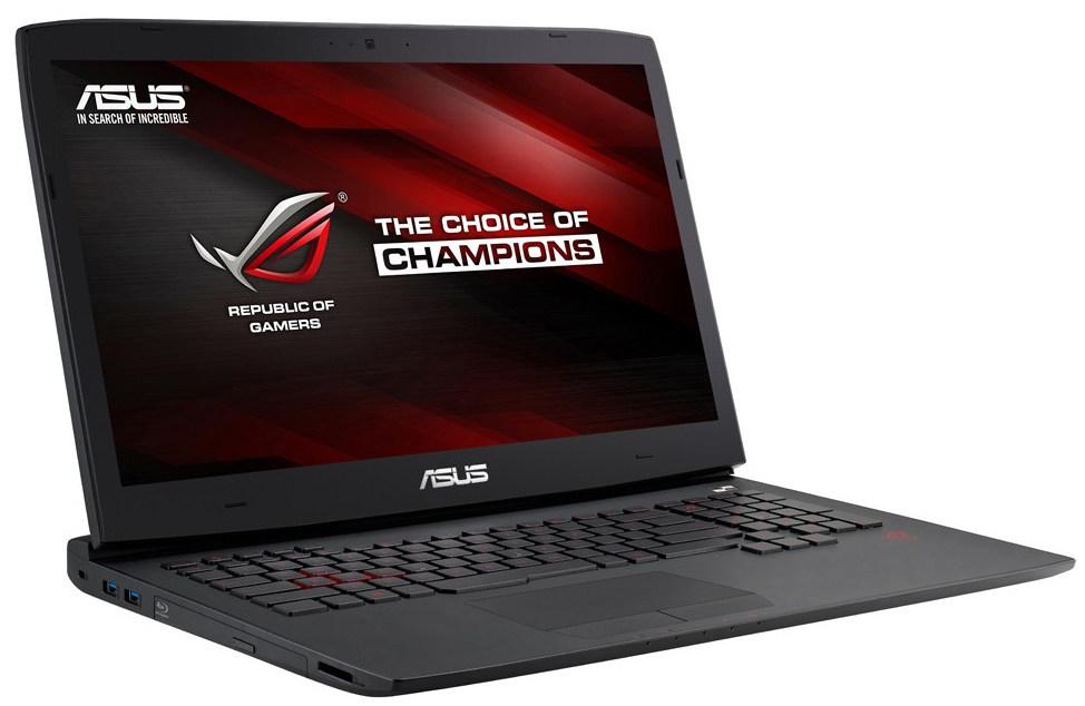 Обзор игрового ноутбука ASUS G751JY - 1