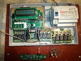Автоматика управления отоплением дома своими руками. Часть 1 - 7