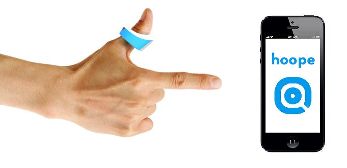 Умное диагностическое кольцо Hoope — сам себе венеролог - 1