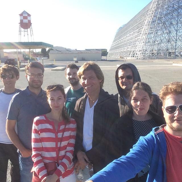 CloverR поездка в Кремниевую Долину, 3х месячный отчет и вопрос на засыпку - 11