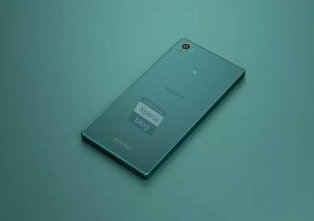Появились официальные изображения смартфона Sony Xperia Z5