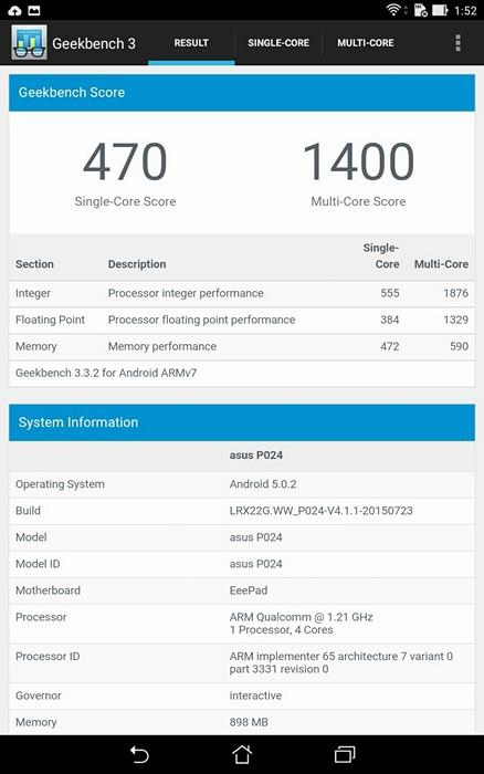Обзор планшета ASUS ZenPad 8.0 - 19
