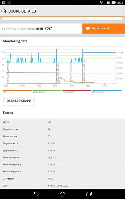 Обзор планшета ASUS ZenPad 8.0 - 24