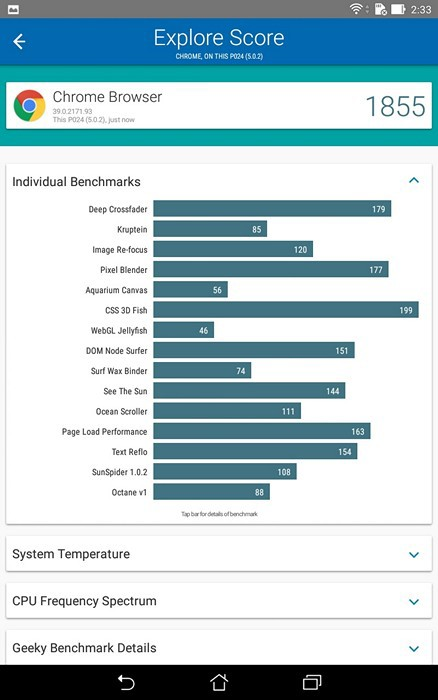Обзор планшета ASUS ZenPad 8.0 - 30