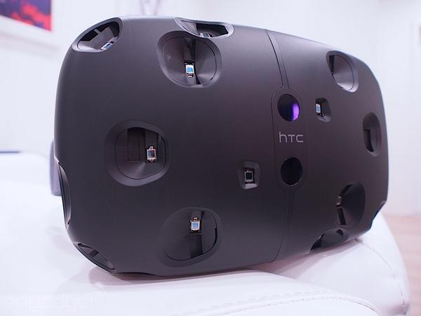 Вы должны быть готовы к тому, что приобрести HTC Vive в этом году у вас не удастся