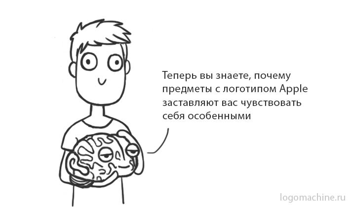Смотрим на логотипы вместе с мозгом - 10