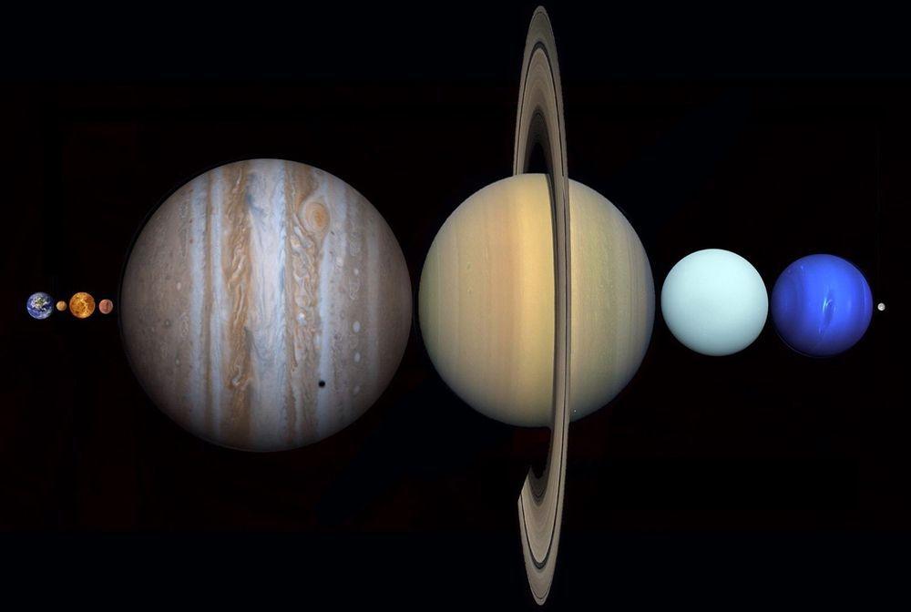 Видеопост: галактический суперкластер, Сатурн вместо Луны - 2