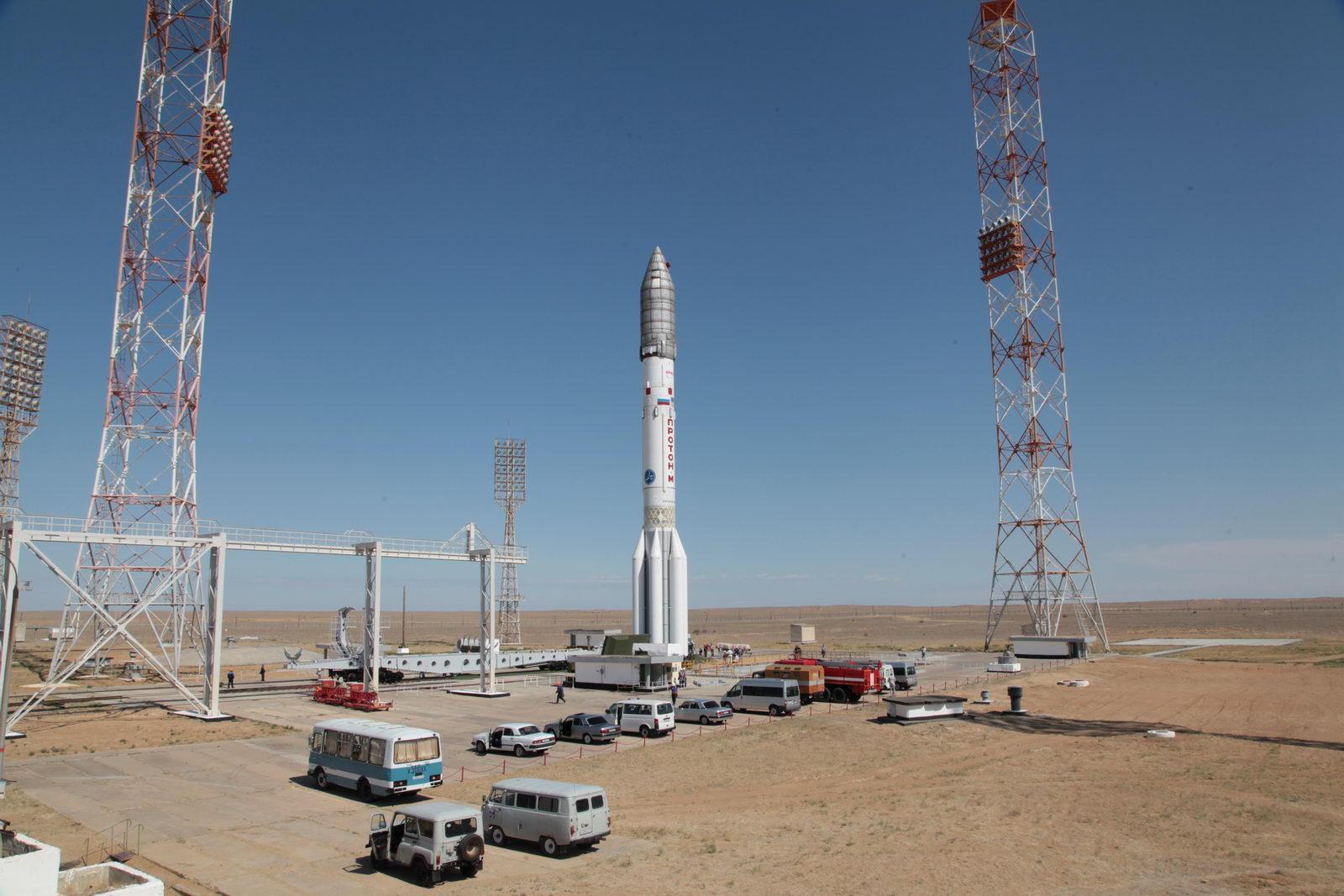 [Запуск успешен] Где посмотреть первый после майской аварии запуск «Протона» - 1